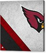 Arizona Cardinals Acrylic Print