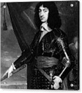 Charles II (1630-1685) Acrylic Print