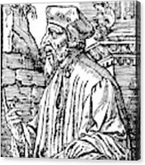 John Wycliffe (1320?-1384) Acrylic Print