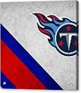 Tennessee Titans Acrylic Print