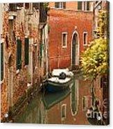 Venice In Italy Acrylic Print