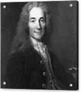 Voltaire (1694-1778) Acrylic Print