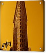 23rd Street And Broadway Acrylic Print