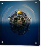 24 Hours In Jerusalem Acrylic Print