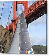 San Francisco Regatta Acrylic Print