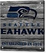 Seattle Seahawks Acrylic Print