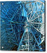 26 East Antenna Abstract 1 Acrylic Print