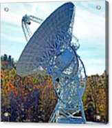 26 West Antenna At Pari Acrylic Print