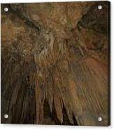 Luray Cavern Acrylic Print