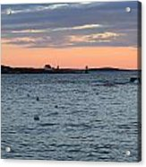 Maine Seascapes Acrylic Print