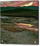 Death Valley Acrylic Print