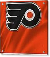 Philadelphia Flyers Acrylic Print