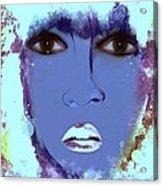 Angele Acrylic Print