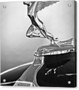 1932 Auburn 12-160 Speedster Hood Ornament Acrylic Print