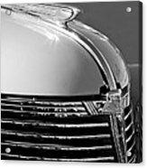 1933 Chevrolet Hood Ornament Acrylic Print