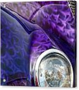 1937 Ford Oze Acrylic Print