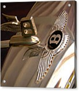 1956 Bentley S1 Acrylic Print
