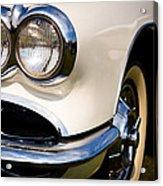 1959 Chevy Corvette Acrylic Print