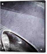 1963 Jaguar Xke Roadster Headlight Acrylic Print
