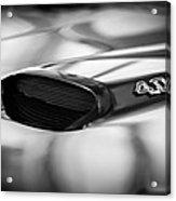 1966 Pontiac Gto Hood Emblem Acrylic Print