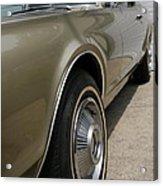 1967 Mercury Cougar Acrylic Print