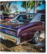 1967 Pontiac Gto  Acrylic Print