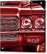1971 Buick Gs Acrylic Print
