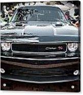 2013 Dodge Challenger  Acrylic Print