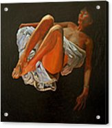 3 30 Am Acrylic Print