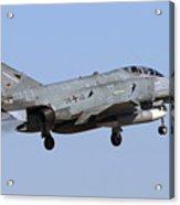 A German Air Force F-4f Phantom II Acrylic Print