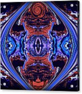 Abstract 110 Acrylic Print