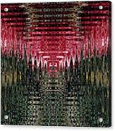 Abstract 117 Acrylic Print