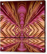 Abstract 74 Acrylic Print