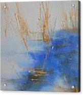 Abstract Exhibit Acrylic Print