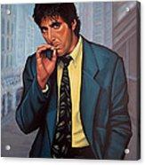 Al Pacino 2 Acrylic Print