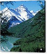 Altai Mountains Acrylic Print