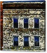 3 Am In Amherst Acrylic Print by RC deWinter