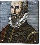Ambroise Pare (1517?-1590) Acrylic Print