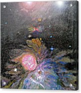Aphrodite In Orion's Nebula Acrylic Print