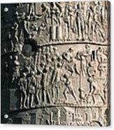 Apollodorus Of Damascus 60-129. Column Acrylic Print
