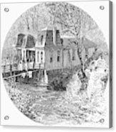 Arkansas Hot Springs, 1878 Acrylic Print by Granger