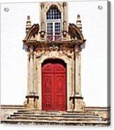 Baroque Portal Acrylic Print