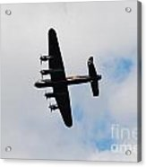 Battle Of Britain Memorial Flight Acrylic Print