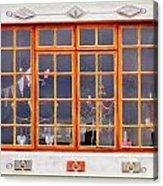 Bay Window Acrylic Print