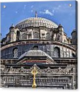 Beyazit Camii Mosque Acrylic Print