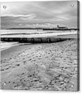 Bournemouth Beach Acrylic Print