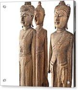 Buddha Figurine  Acrylic Print