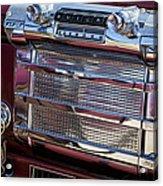 Buick 56c Super Classic Acrylic Print