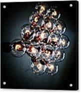 Bulbs Of Light Acrylic Print