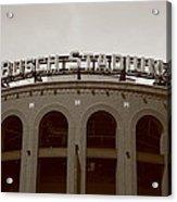 Busch Stadium - St. Louis Cardinals Acrylic Print